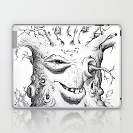 Tree Oddity Laptop & iPad Skin