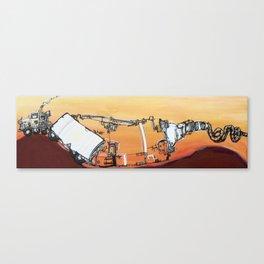mpg Canvas Print