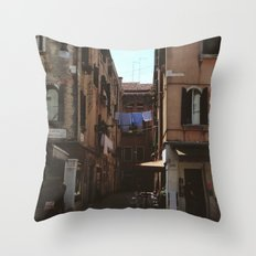Calle Marcello Throw Pillow