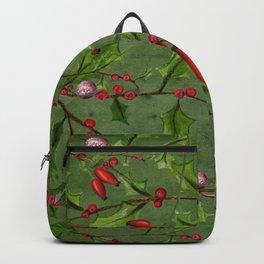 Chrismas Time Backpack