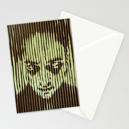 no casualities - green version Stationery Cards