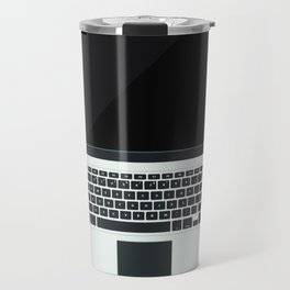 my notebook computer Travel Mug