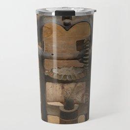 antique press Travel Mug