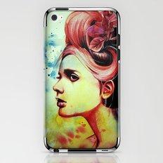 Crimson iPhone & iPod Skin