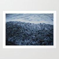 Tempered Tide Art Print