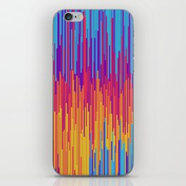 Verticals Zoom iPhone Skin