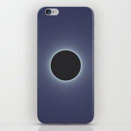 Stephen Hawking: Event Horizon iPhone Skin