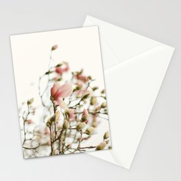 Portraits of Spring - II Stationery Cards