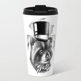 PROPERLY DRESSED FOR A SPECIAL OCCASION Travel Mug