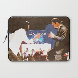PULP FICTION Design | Dance Scene | Vintage Style Laptop Sleeve