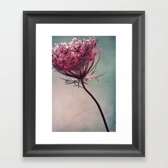 wild beauty Framed Art Print