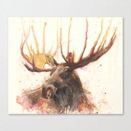 """""""Wilbur"""""""" Canvas Print"""