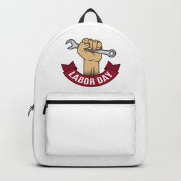 National Labor Day Backpack