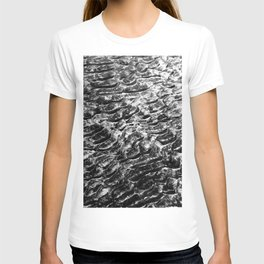 Sand Pattern Craters  T-shirt