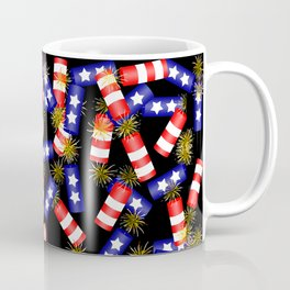 Firecracker Celebration Coffee Mug