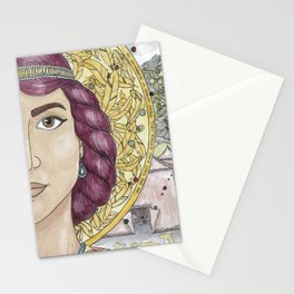 Priscilla Stationery Cards