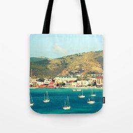 Waterford Island Tote Bag