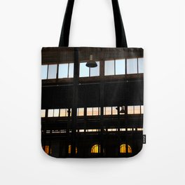 Colourful shapes Tote Bag