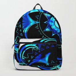 Psychedelic Mandala Backpack