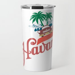 Havana Cuba Travel Mug
