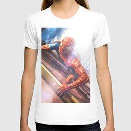 Spider Man in Action T-shirt