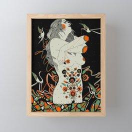 Unseen Splendor Framed Mini Art Print