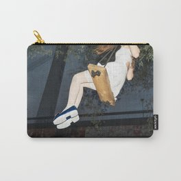 Alice, we're All mad Here Carry-All Pouch