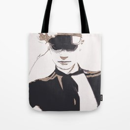 Flash Captain Tote Bag