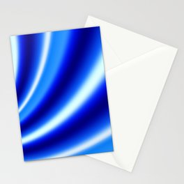 Blue N White Stationery Cards