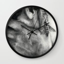 Terrible Sting Terrible Storm Wall Clock