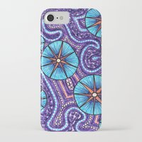 celestial iPhone & iPod Cases featuring Celestial by ErinNNelson