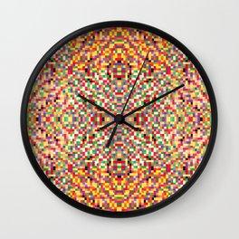 pixelpixels Wall Clock