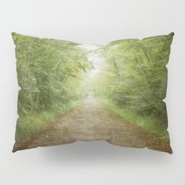 The Road to Somewhere Else Pillow Sham