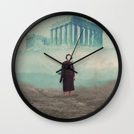 Mrs. Loneliness Wall Clock