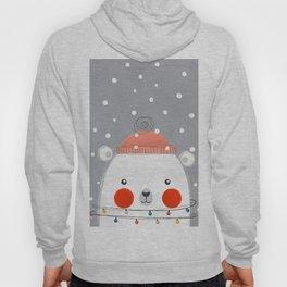 Christmas Polar Bear Hoody