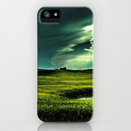 Passing Through iPhone Case