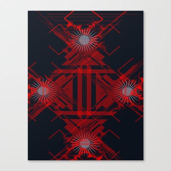 RoguePattern Canvas Print