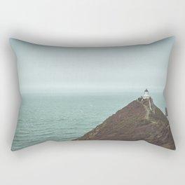 Nugget Point, New Zealand Rectangular Pillow