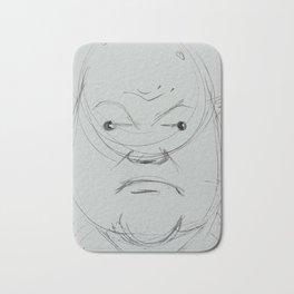 The Grump Bath Mat