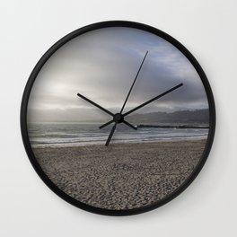 Down The Shore Wall Clock
