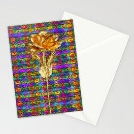 """Rose Facination"" Stationery Cards"