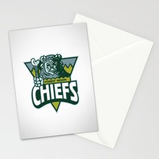 Forest Moon Chiefs Stationery Cards