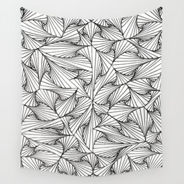 Tangles Wall Tapestry
