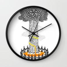 Tree Friends, pt.1 Wall Clock