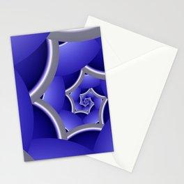 geometric design -504- Stationery Cards