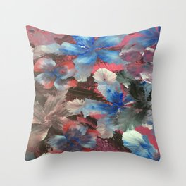 Celebrate Life Dragonfly Collection Throw Pillow