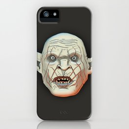 Azog the Defiler iPhone Case