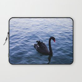 Lone Swan Laptop Sleeve