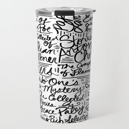 For Alan Travel Mug