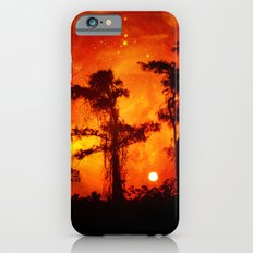 Fire in the Everglades iPhone 6s Slim Case